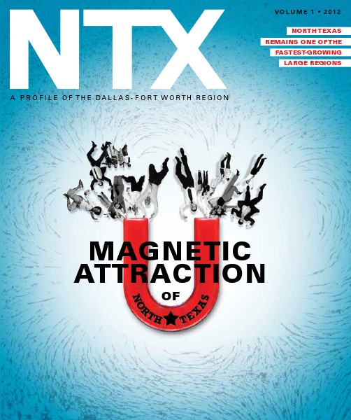 NTX Magazine Volume 1