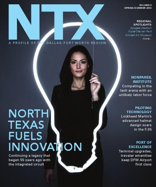 NTX Magazine Volume 3