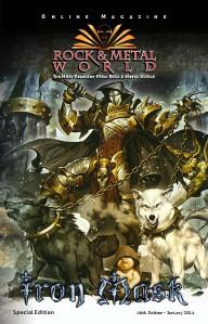 Rock & Metal World English Edition 46