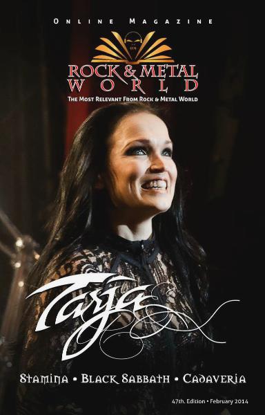 Rock & Metal World English Edition 47