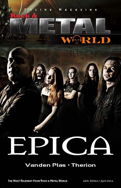 Rock & Metal World English Edition 49