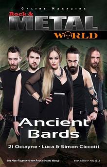 Rock & Metal World English Edition