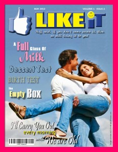 LIKEiT Magazine Vol 1 Issue 2 Jul. 2012