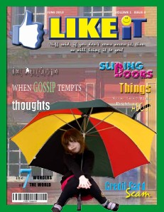 LIKEiT Magazine Vol 1 Issue 3 Jul. 2012