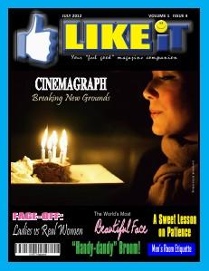 LIKEiT Magazine Vol 1 Issue 4 Jul. 2012
