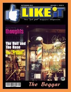 LIKEiT Magazine Vol 1 Issue 6 Aug. 2012