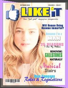 LIKEiT Magazine Vol 1 Issue 7