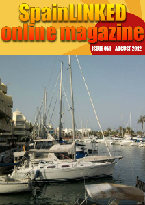 SpainLINKED online magazine - Issue One - August 2012 SpainLINKED MAGAZINE ISSUE ONE
