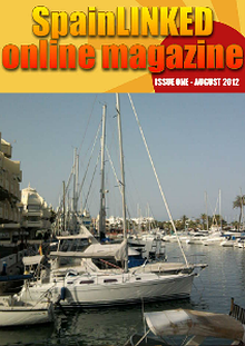 SpainLINKED online magazine - Issue One - August 2012 ()