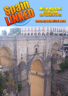 SpainLINKED online magazine - ISSUE TWO - September 2012