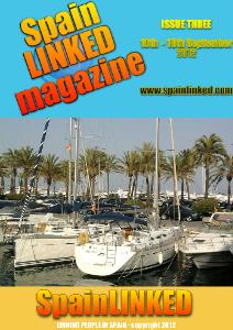 SpainLINKED Online Magazine - ISSUE 3 SpainLINKED Online Magazine - ISSUE 3