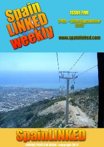 SpainLINKED Online Magazine SpainLINKED WEEKLY - ISSUE 5