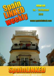 SpainLINKED Online Magazine ISSUE SIX - SpainLINKED WEEKLY