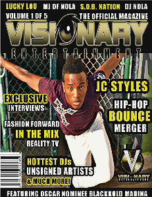 Visionary Entertainment Magazine ()