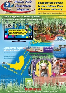 Holiday Parks Management Magazine () Holiday Parks Management Issue 5