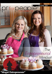 PR for People Monthly November 2013 The Entrepreneurial Mindset