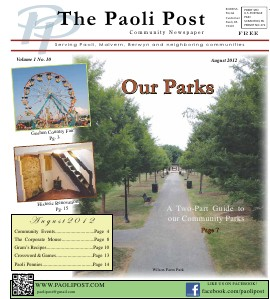Paoli Post - August 2012 Aug. 2012