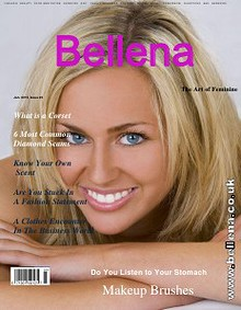 Bellena Fashion magazine issue#1 ()