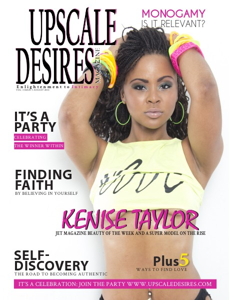 Upscale Desires Vol 3 Iss 1 Aug 2014 Vol 3 Iss 1 Aug 2014