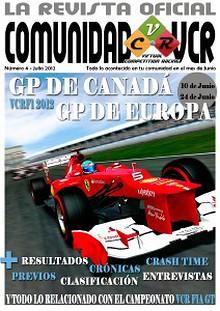 Comunidad VCR - La Revista oficial