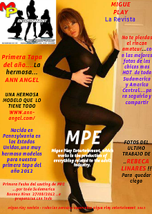 "MIGUE PLAY ENTERTAINMENT ""Magazine"" ()"