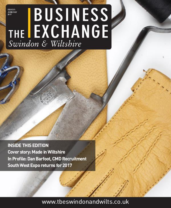 The Business Exchange Swindon & Wiltshire TBE S&W JUNE JULY 2017