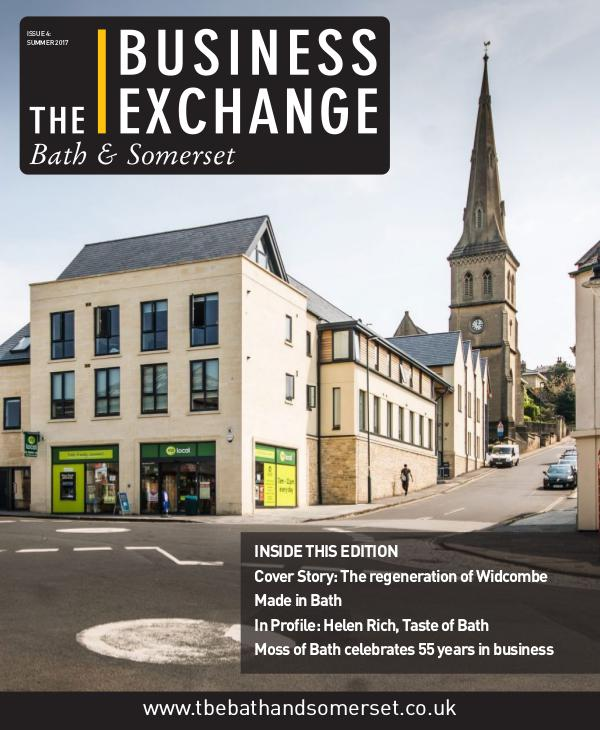 The Business Exchange Bath & Somerset Summer 2017 Edition