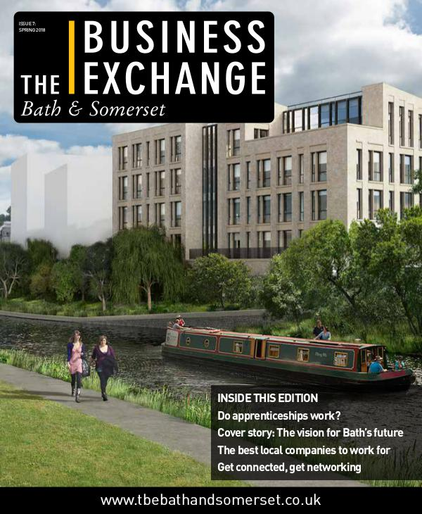 The Business Exchange Bath & Somerset Spring Edition 2018