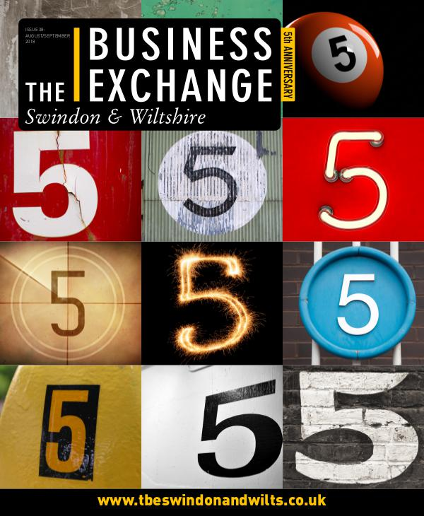 The Business Exchange Swindon & Wiltshire August/September 2018