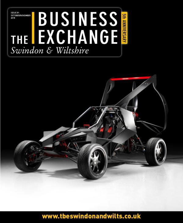 The Business Exchange Swindon & Wiltshire October/November 2018