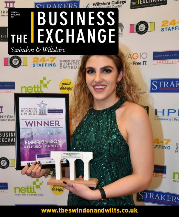 The Business Exchange Swindon & Wiltshire April/May Edition 2019