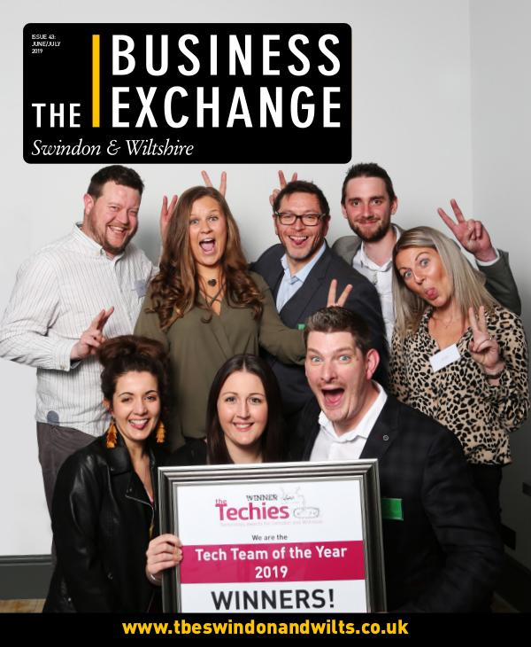 The Business Exchange Swindon & Wiltshire June/July Edition 2019