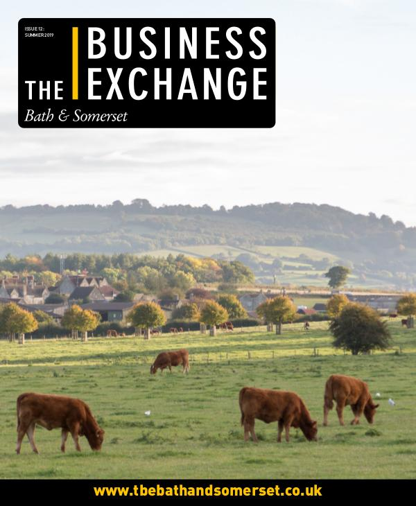 The Business Exchange Bath & Somerset Summer Edition 2019