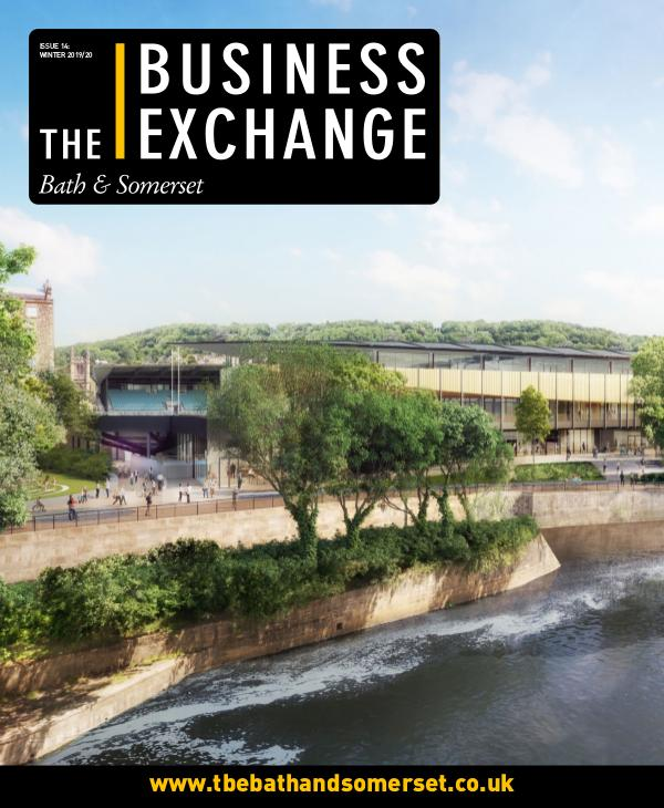 The Business Exchange Bath & Somerset Winter Edition 2019