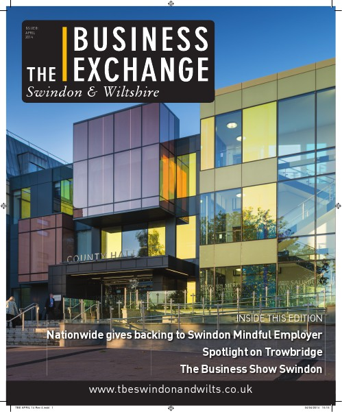The Business Exchange Swindon & Wiltshire April Edition