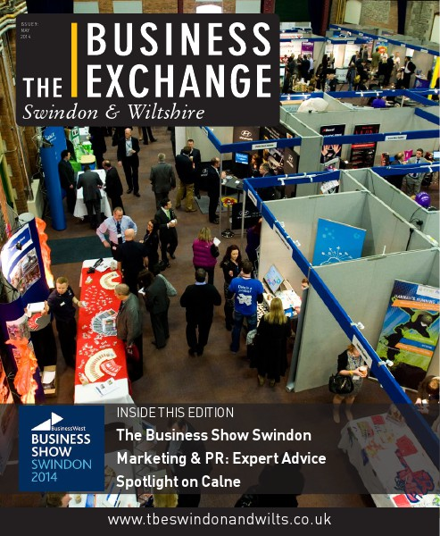 The Business Exchange Swindon & Wiltshire May Edition
