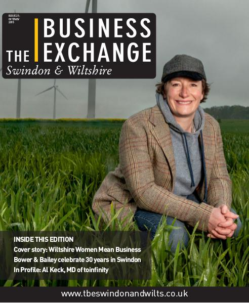 The Business Exchange Swindon & Wiltshire October/November edition