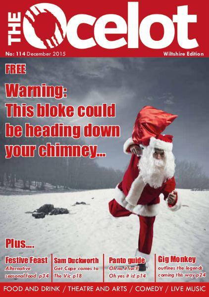 The Ocelot - December 2015 - Wiltshire edition