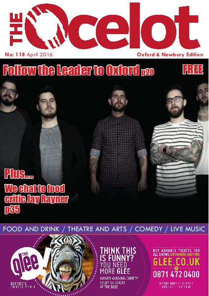 Issue 118 - Oxford and Newbury edition