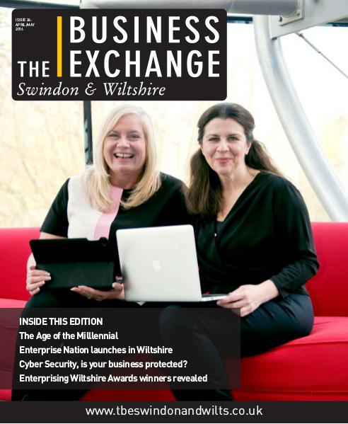 The Business Exchange Swindon & Wiltshire April/May Edition 2016