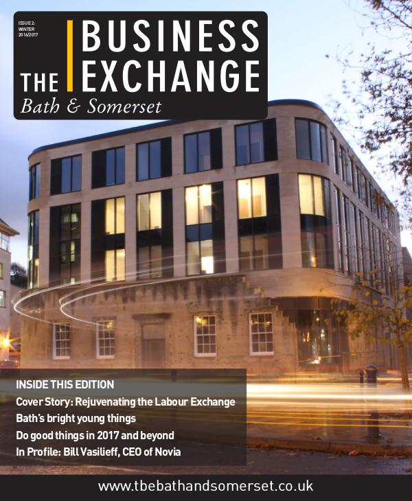 The Business Exchange Bath & Somerset Winter edition 2016/2017