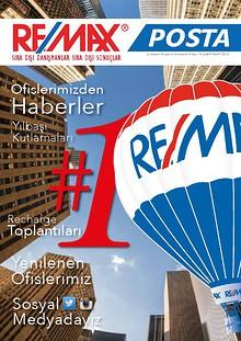 RE/MAX İç İletişim Dergisi Şubat-Mart 2014
