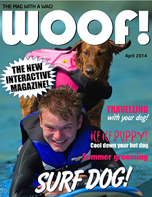 WOOF! April 2014