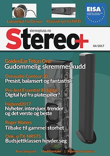 Stereo+ Stereopluss 4 2017