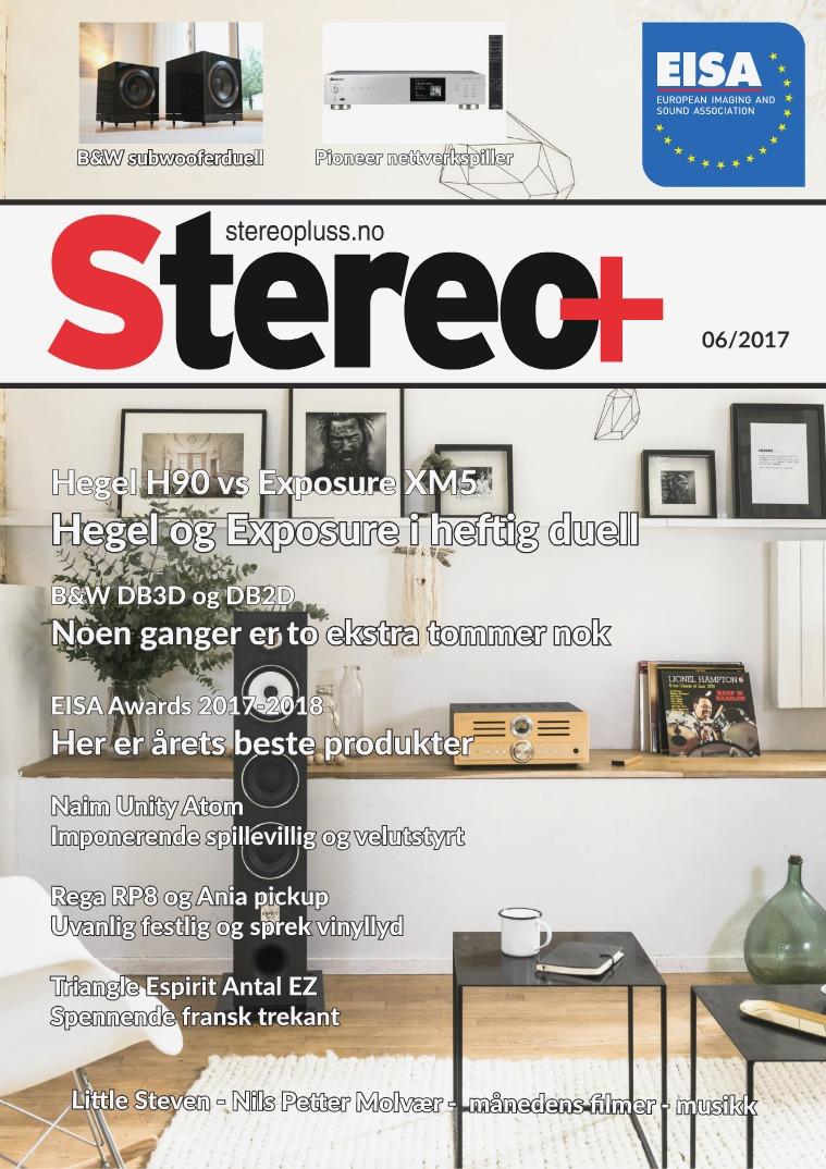 Stereopluss Utgave 6 - 2017
