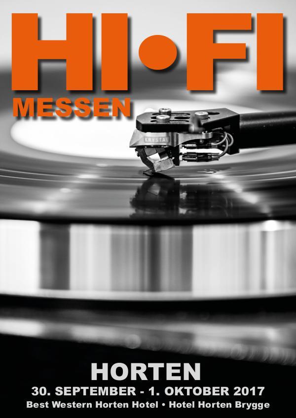Hi-Fi Messen Messemagasin 2017 Hi-Fi Messen 2017