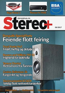 Stereo+ Stereopluss 8 2017