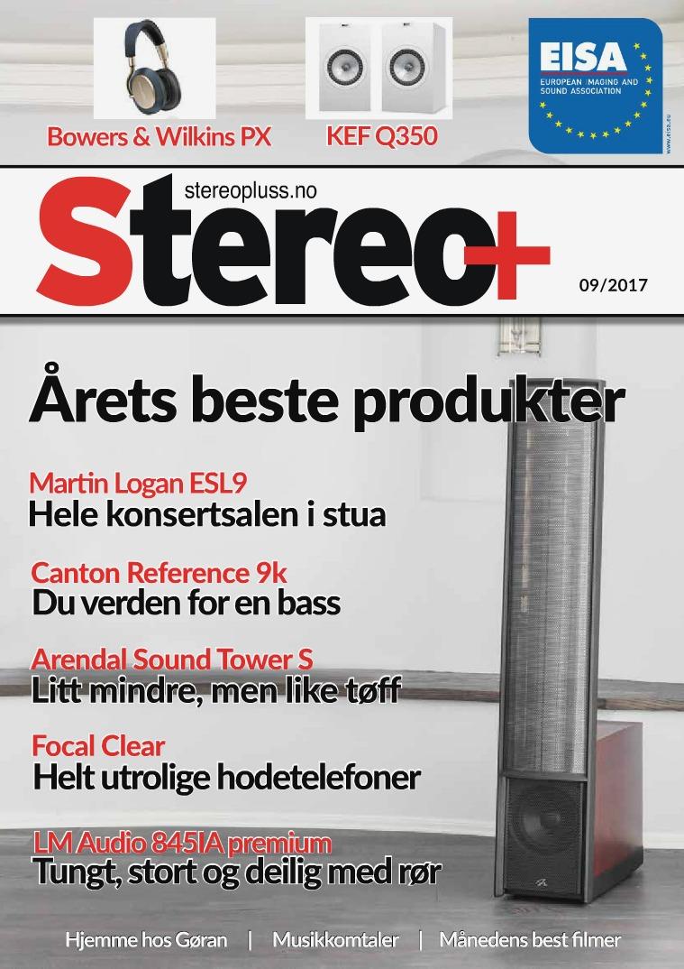 Stereopluss Utgave 9 - 2017