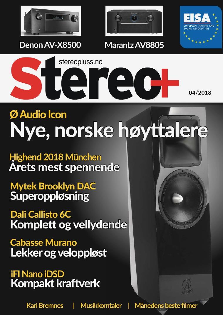Stereopluss Utgave 4 - 2018