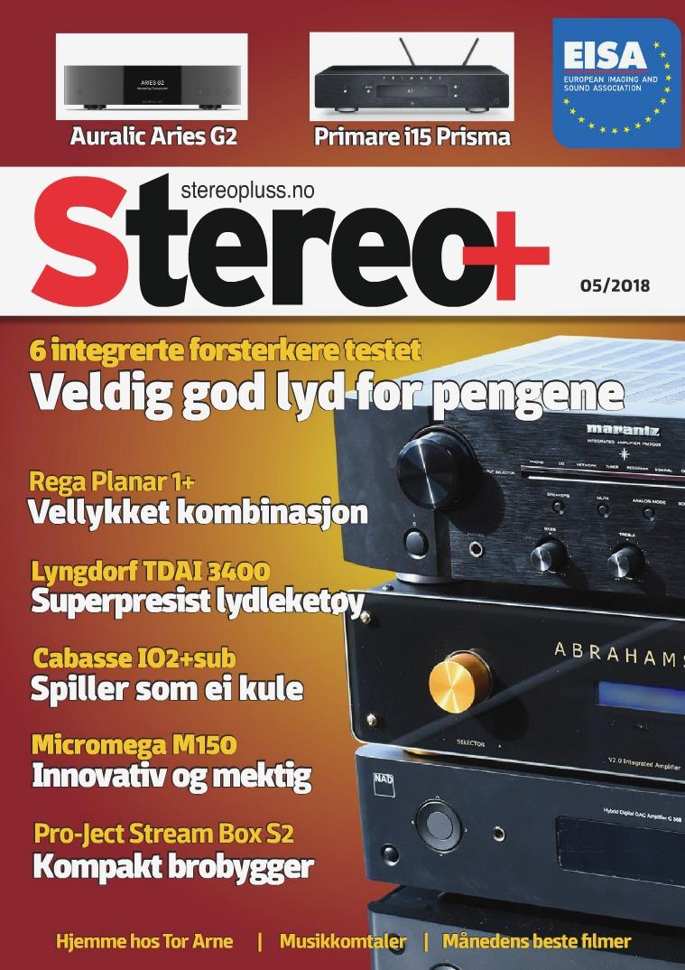 Stereopluss Utgave 5 - 2018